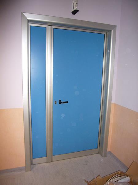 Porte interne in alluminio - O.M.C.M. Infissi Roma